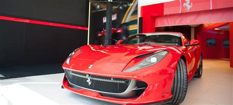 Most Powerful Production Car by S Most Powerful Production Car 812 Superfast