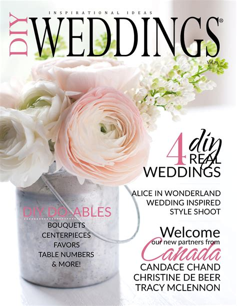diy weddings magazine for the diy obsessed