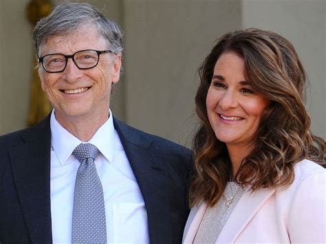 After 27 Years, Bill Gates and Wife, Melinda, End Marriage ...