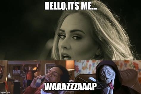 Adel Meme - 28 adele hello meme pictures because you really didn t hear that song enough today