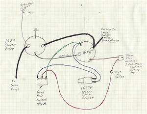 73 Powerstroke Glow Plug Relay Wiring Diagram