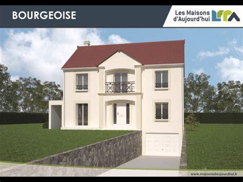 plan gratuit maison traditionnelle rt2012 avec garage r