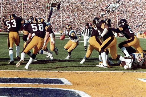 Super Bowl Xiv Beyond The Gameplan