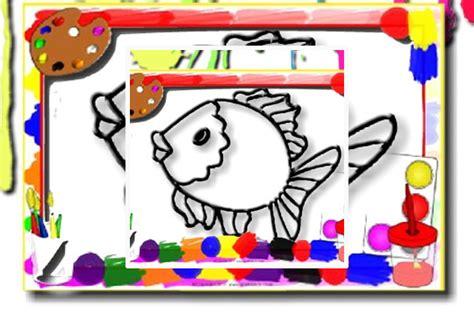 fish coloring book jugar gratis juegos gratis