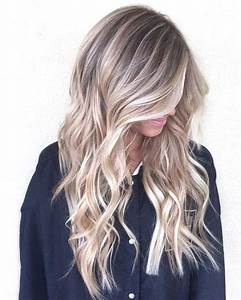 Hair Color Ideas For AutumnWinter 2016 2017 With Blonde
