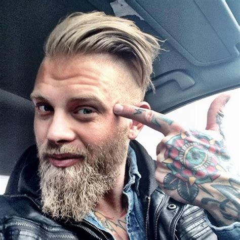 Shaved Sides Hairstyles For Men 2018   Men's Haircuts