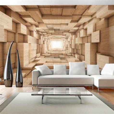 Bilder Tapeten Wohnzimmer by Tapeten Ideen F 252 R Eine Ausgefallene Wandgestaltung