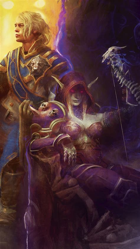 The wallpaper description and details and once you lunch wallpaper engine software you will find we world of warcraft battle for azeroth wallpaper among the default wallpapers in the. 1080x1920 World of Warcraft Battle for Azeroth Game Iphone 7, 6s, 6 Plus and Pixel XL ,One Plus ...