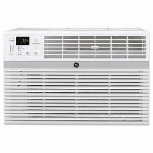 Ge 8 000 Btu Energy Star Window Smart Room Air Conditioner