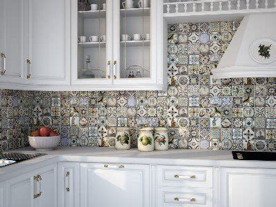 retro kitchen wall tiles wz 243 r patchwork 243 w na płytkach 4823