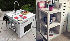 Table Transformable Ikea : cette table ikea co te moins de 10 mais regardez tout ce que vous pouvez faire avec so ~ Teatrodelosmanantiales.com Idées de Décoration