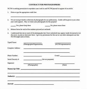 Free Printable Photography Contracts 22 Photography Contract Templates Word Pdf Apple
