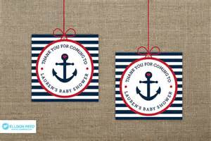 Ahoy Its Boy Baby Shower Decorations