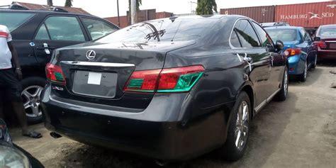 tokunbo lexus es selling cheap autos nigeria