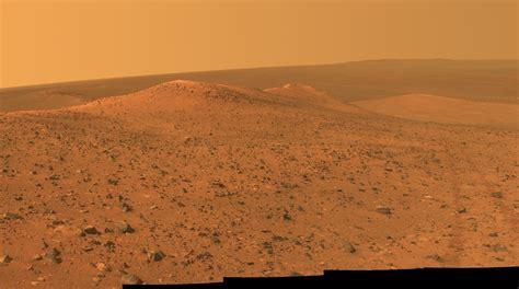 Nasa's Opportunity Rover Gets Panorama Image At 'wdowiak Ridge' Nasa
