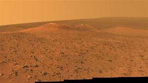 News | NASA's Opportunity Rover Gets Panorama Image at ...