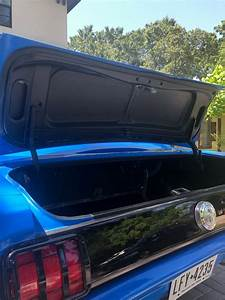 1966 Ford Mustang Fastback Blue Rwd Manual Restomode Gt350