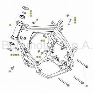 Beta Rr 125 Lc Ersatzteile : beta 125 lc 17 rahmen ausgleich im motocross enduro shop ~ Jslefanu.com Haus und Dekorationen