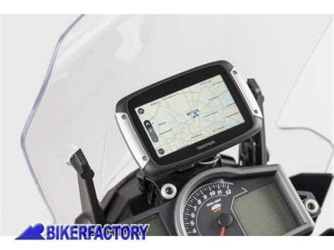 supporto sw motech porta gps  quick lock specifico