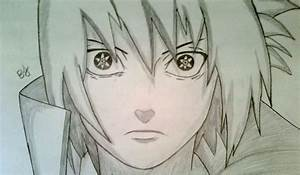 How to Draw Sasuke Uchiha Mangekyou Sharingan - YouTube