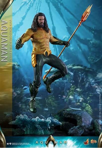Aquaman Toys Figure Dc Scale Figures Action