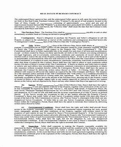 Business Development Agreement Template Free 10 Generic Purchase Agreement Form Samples In Word Pdf