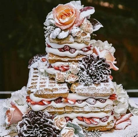 Wedding Wise Wednesday Eat Breakfast For Cake Silver