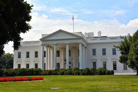 what year was the first white house built house plan 2017