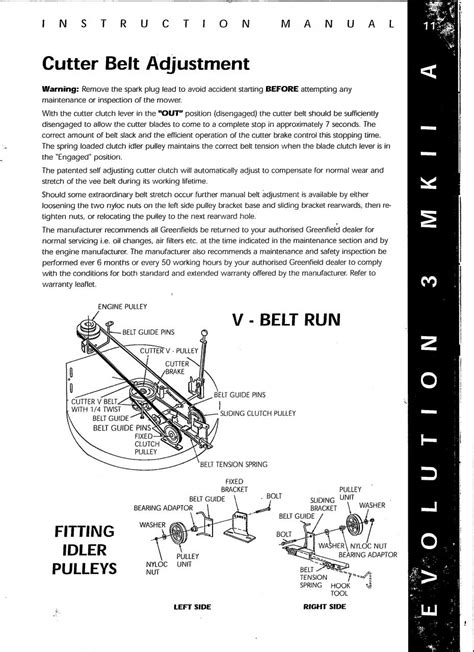 S150 Snapper Belt Diagram by Victa Lawn Mower Spare Parts Manual Impremedia Net