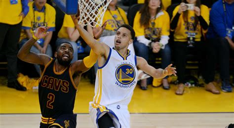 Kyrie Irving Blocks Stephen Curry's Potential Game-Winning ...