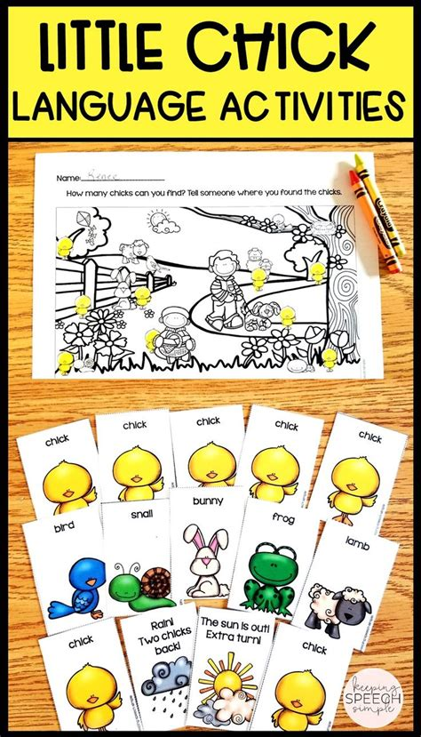 best 25 preschool language activities ideas on 477 | 78950ff9be9ea0669206a305412f9103