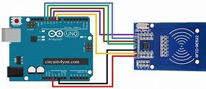 Interfacing Of Rfid Rc522 With Arduino Uno
