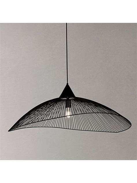 john lewis partners hiko large ceiling light black