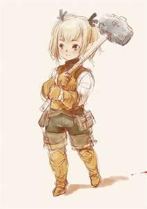Lalafell Final Fantasy XIV Zerochan Anime Image Board