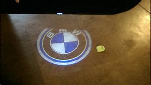 BMW Welcome Logo Light - Easy Just Plugging Install E92