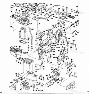 Evinrude Outboard Parts By Year 1981 Oem Parts Diagram For