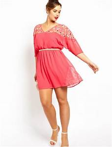 Cute summer dresses for plus size - PlusLook.eu Collection