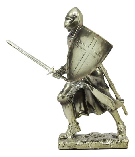 Ebros Holy Roman Empire Crusader Knight With Sword And ...