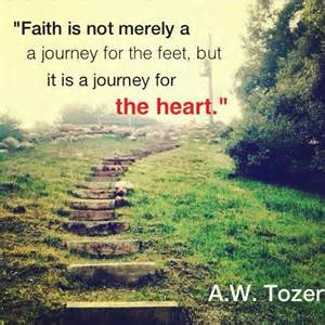 Quotes About Faith Journey