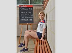Images Countdown Babe Rachel Riley Poses In Vintage