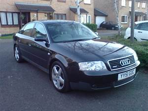 2002 Audi A6 - Overview