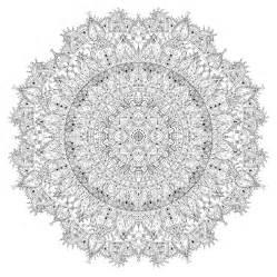 Large Floral Mandala by WelshPixie on DeviantArt