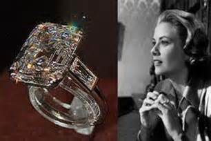 Grace Kelly Engagement Ring