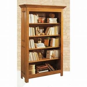 Meuble Bibliothèque Bois : biblioth que ouverte vieux bois fran ois meubles de normandie ~ Teatrodelosmanantiales.com Idées de Décoration