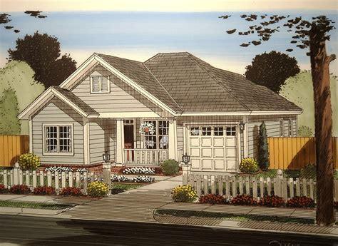 3 Bedrm, 1187 Sq Ft Craftsman House Plan #178-1359