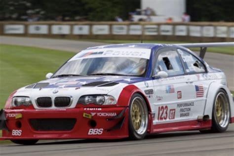 Bmw E46 M3 Gtr Race Car