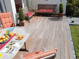 Terrasse Betonieren Dicke : terrassendielen newgarden ~ Whattoseeinmadrid.com Haus und Dekorationen