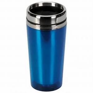 Thermobecher 0 5l : doppelwandiger thermo becher 05l blau ~ Michelbontemps.com Haus und Dekorationen