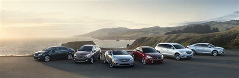 buick brand growing  record pace dave arbogast