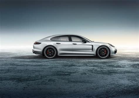 Porsche Panamera Gt Turbo by Exclusive 2017 Porsche Panamera Turbo Gt Silver